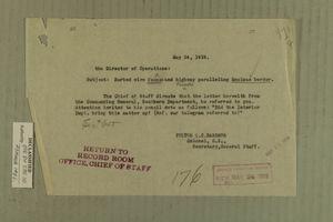 Battle Certificate for Troop B, 7th Cavalry