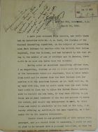 Letter from Lt. J. P. Salmon to Maj. Gen. Chester Harding re: Raising a West Indian Labor Battalion for Service with U.S. Forces, April 15, 1918