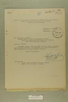 Correspondence Regarding Incidents on the Zonal Border of Kreis Naila, November, 1949
