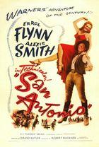 San Antonio (1945): Shooting script