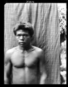 Man from village of Ban-Sai Kau