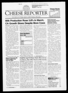 Cheese Reporter, Vol. 124, No. 41, Friday, April 21, 2000