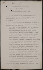 Advisory Committee on the Welfare of the Blind - Amendment of Blind Persons Act of 1920