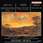 Britten Finzi Holst: Choral Works