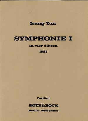 Symphonie No.1 in vier Sätzen