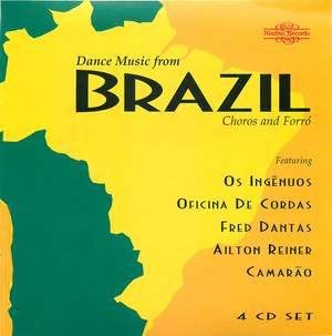 Dance Music from Brazil: Choros and Forro disc 2 | Alexander