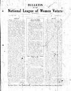 Bulletin, no. 4, January 1928
