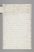 Letter from Sarah Pugh to Richard D. Webb, April 14, 1861