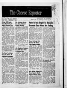 Cheese Reporter, Vol. 89, No. 22, Friday, January  21, 1966