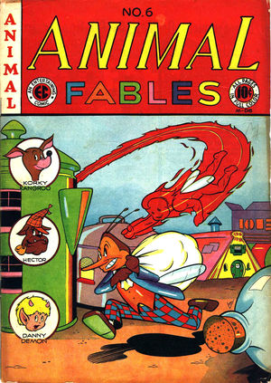 Animal Fables no. 6