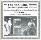 The Yas Yas Girl (Merline Johnson) Vol. 2  1938-1939