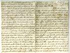 Letter From Clara Elizabeth Brooks, August 29, 1884
