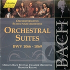 Bach: Orchestral Suites, BWV 1066-1069 (CD 2)