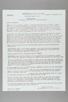 Circular Letter No. 7