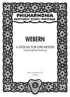 6 Stücke für Orchester, Op. 6