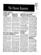 The Cheese Reporter, Vol. 86, No. 42, Friday, June 14, 1963