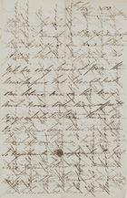 Letter from Emmeline MacArthur Leslie to Jane Davidson Leslie, July 4, 1850