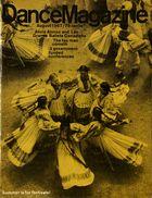 Dance Magazine, Vol. 41, no. 8, August, 1967