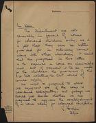 Correspondence re: Homes for Coloured Children, October 23-24, 1946