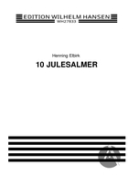 10 Julesalmer