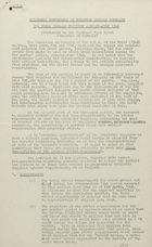 Emergency Conference on European Cereals Supplies - Statement by the Combined Food Board Committee on Cereals Regarding The World Cereals Position, January - June 1946