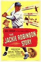 The Jackie Robinson Story (1950): Draft script