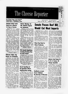 The Cheese Reporter, Vol. 87, No. 49, Friday, July 31, 1964