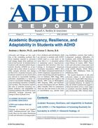 Academic Buoyancy, Resilience, and Adaptability in Students with ADHD