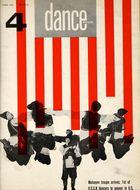 Dance Magazine, Vol. 32, no. 4, April, 1958