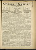 Cheese Reporter, Vol. 59, no. 47, Saturday, July 27, 1935