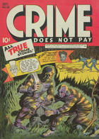 Crime Does Not Pay, Vol. 1 no. 29