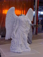 Angel, Set Piece, Center Left View