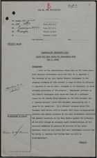 Commonwealth Immigration: Brief for Lord Perth for Discussion with Sir Grantley Adams, July 15, 1961