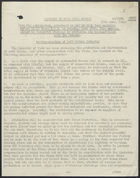 Ministry of Food Press Notice. Re-Organisation of Soft Drinks Industry, June 30, 1942