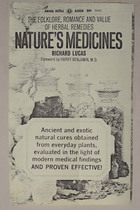 Nature's Medicines: Foreword