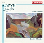 Alwyn: Stirng Quartets Nos. 1 and 2