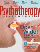 Psychotherapy Networker, Vol. 38, No. 4, July-August 2014