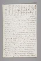 Letter from Sarah Pugh to Richard D. Webb, August 14, 1863