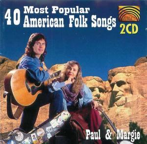 40 Most Popular American Folk Songs (CD 1)