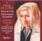 Pierra de la Rue: Missa de Feria, Missa Sancta Dei Genitrix