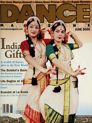 Dance Magazine, Vol. 74, no. 6, June, 2000