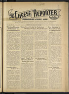 Cheese Reporter, Vol. 67, no. 37, May 14, 1943