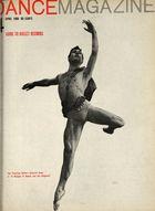Dance Magazine, Vol. 34, no. 4, April, 1960