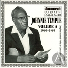 Johnnie Temple: Complete Recorded Works In Chronological Order, Vol. 3