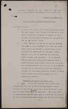 Advisory Committee on the Welfare of the Blind, May 9, 1924