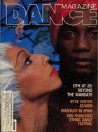 Dance Magazine, Vol. 63, no. 6, June, 1989