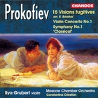 15 Visions fugitives/ Violin Concerto No.1/ Symphony No.1 'Classical'