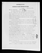Letter for Charles E. Hughes re: George R. Montgomery