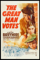 The Great Man Votes (1936): Shooting script