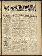 Cheese Reporter, Vol. 67, no. 45, July 9, 1943